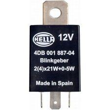 HELLA Flasher Unit 4DB 001 887-041
