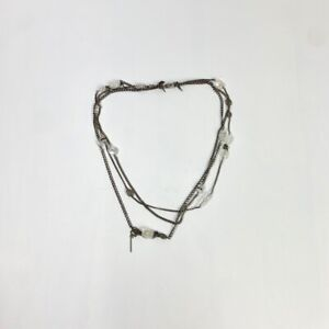Nan Fusco Diamond Silver necklace