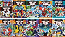 Transformers Rescue Bots TV Series Complete 10 Volumes NEW DVD SET COLLECTION