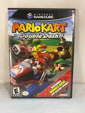 Rare Mariokart Double Dash!! (Nintendo Gamecube) + Bonus Disc Playable Demos