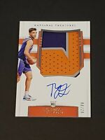 2019 National Treasures /99 Ty Jerome True RPA RC Auto Rookie Autograph