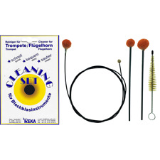 More details for reka trumpet / cornet / flugel horn internal cleaning kit