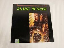 The Criterion Collection Edition of Blade Runner Laserdisc 1982 Uncut CC1120L NM