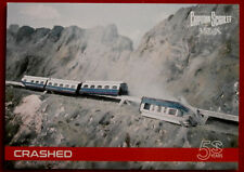 CAPTAIN SCARLET 50 YEARS - Card #15 - CRASHED - Unstoppable Cards 2017