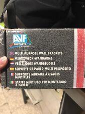 Coppia Di Staffe Multiuso Per Microonde/tv/autoparlanti - Colore Nero