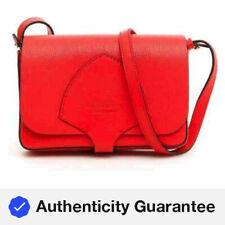 Burberry color rojo brillante ecuestre Escudo Bandolera 4074995