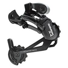 Sram X4 Black Rear Derailleur Long Cage Mountain Bike Urban Hybrid MTB