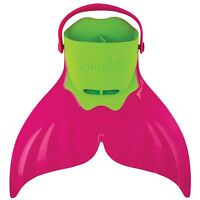 Finis Mermaid Recreational Monofin Swim Fin Pacifica Pink NEW