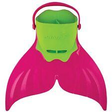 Finis Mermaid Recreational Monofin Swim Fin Pacifica Pink NEW
