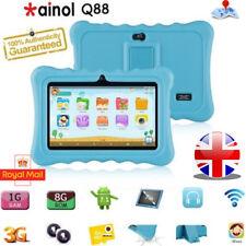 Ainol Q88 7inch Kids Tablet PC QuadCore 1/8GB Dual Camera WIFI 3G School Gift UK