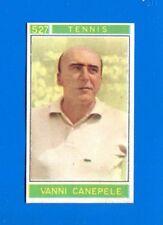 Figurina/Sticker CAMPIONI DELLO SPORT 1967/68 n. 527 - CANEPELE -TENNIS-Rec