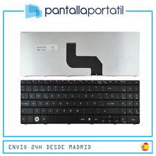Teclado Español Packard Bell Sjv50 Pu Entj61 B series negro