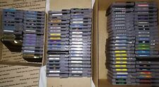 Nintendo Nes Games Bundle. Huge Selection. All games are used. Tested to work.