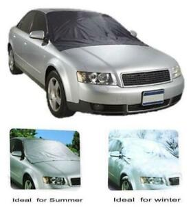 ALL SEASON WINDSCREEN COVER IDEAL FOR WINTER & SUMMER MAGNETIC SCREEN COVER 25BK