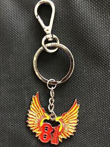 1%Angels 99% HELLS 81 nomads Support 81worldwide brelock Bike's key ring chain