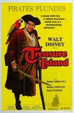 Treasure island Bobby Driscoll vintage movie poster #7