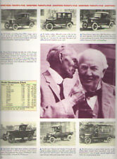 1925 Ford Model T Article - Must See !! Pickup Truck + Coupe + Runabout + Police