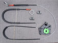 Ventana Regulador Kit de reparación de cables Clips derecho OFS Lado Conductor Ibiza Ii 2 2/3 D