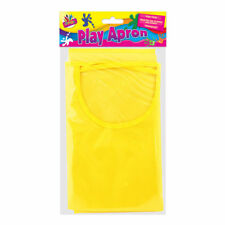 Kids Childrens Play Apron Waterproof Washable Painting Colouring Art Home School