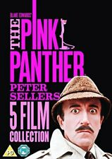 The Pink Panther 5 Film Collection Region 4 DVD (5 Discs Peter Sellers)