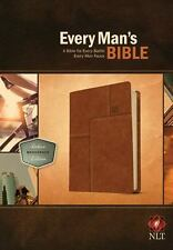 Every Man's Bible NLT (2014, Imitation Leather)