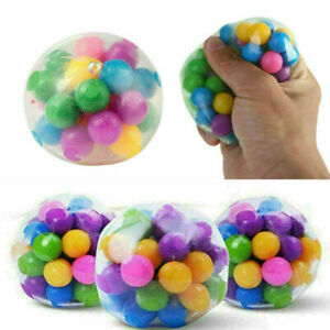 Anxiety Fidget Relief Ball Toy Squishy Sensory Stress Reliever Autism Squeeze