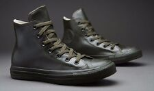 Converse Unisex Chuck Taylor All Star Oliva in gomma alta, UK 3/22 cm RRP 60 £