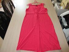 Robe - rouge rosé - taille 44 - H&M - neuve