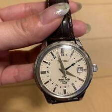 Seiko Grand Seiko GMT Date Japan Box Automatic Mens Watch Authentic Working