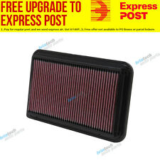 K&N Air Filter Suit 2000-2011 Toyota Camry 2.4L, 3.0L, Kluger 3.3L (10/03-on)
