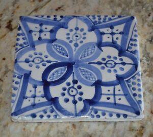 Moroccan Kitchen Tile Ceramic Mexican Spanish Mediterranean Zellige Mosaic Art