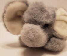 Vintage Eden Plush Stuffed Grey CUTEST ELEPHANT EVER