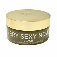 Victorias Secret Very Sexy Now Beach Sea Sand Body Scrub Exfoliant 6.7 Oz New