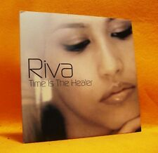 Cardsleeve single CD Riva Time Is The Healer 3TR 2002 Trance MEGA RARE !