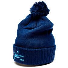 FC Zenit St. Petersburg cuffed beanie hat with pom, Russian soccer, dark blue