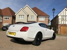 Bentley Continental GT - WHITE