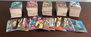 1994 Fleer Ultra Marvel X-Men 970+ Trading Cards Lot