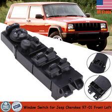 NEW 1997-2001 Jeep Cherokee Electric Power Window Master Switch