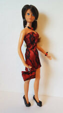 Ideal TUESDAY TAYLOR Clothes Lace Dress & Jewelry handmade Fashion NO DOLL d4e