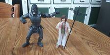 """2001 Fox Lot 2 Planet of the Apes Ari 6"""" Figure Helena Bonham Carter 7.5"""" Attar"""