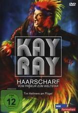 Kay Ray - Haarscharf/Vom Friseur zum Weltstar | DVD | gebraucht