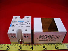 Crouzet 84137110 Solid State Relay 25 amp 48-660vac 84 137 110 25a 4-32vdc New
