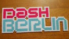 Dash Berlin perler kandi necklace rave EDC PLUR art custom