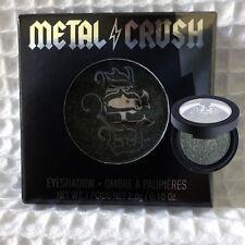 Kat Von D Metal Crush Eyeshadow BLACK No. 1 METALLIC GUNMETAL 0.10 oz +Free Ship