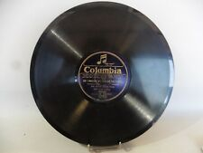 VINYLE 78T COLUMBIA / JA-HA,ONE STEP / AM I WASTING MY TIME ON YOU? WALTZ