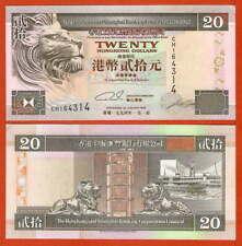 P201a   Hongkong / Hong Kong    20 Dollar    1994  UNC