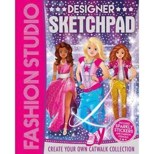 Fashion Studio:  Designer Sketchpad  (portfolio)   -   9781784402471