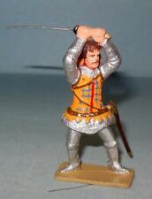 STANDING KNIGHT IN ACTION 54mm 1/32 SCALE COLLECTIBLE FIGURE