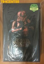 Ready! Hot Toys MMS330 Star Wars Stormtrooper copper chrome Version 1/6 Figure