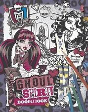 Monster High Ghoul Spirit Doodle Book by Parragon BRAND NEW BOOK (Book, 2014)